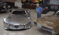 Jay Leno Checks Out Vision Gran Turismo [Video]
