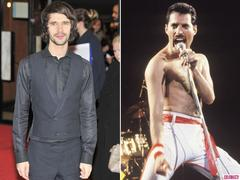 ben whishaw replaces sacha baron cohen in the freddie mercury biopic